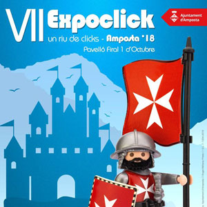 VII Expoclick - Amposta 2018