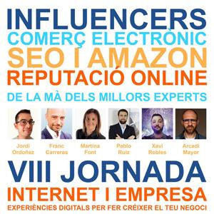 VIII Jornada Internet i empresa - Tortosa 2018