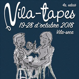 Vila-tapes, ruta de tapes, 2018