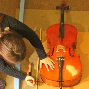 Els violoncels solidaris