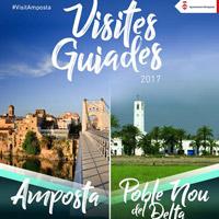 Visites guiades - Amposta i Poble Nou del Delta estiu 2017