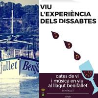 Viu l'experiència dels dissabtes - Benifallet 2017