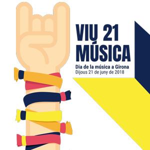Viu21Música - Girona 2018