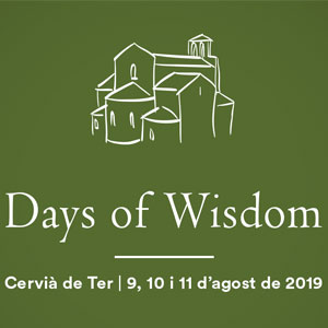 Days of Wisdom, Festival de Música Clàssica a Cervià de Ter, 2019