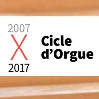 X Cicle d'Orgue - La Sénia 2017