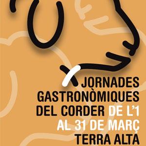 X Jornades gastronòmiques del corder de la Terra Alta - 2019