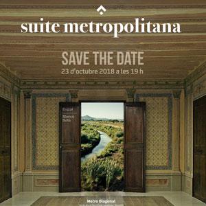 Exposició 'Suite metropolitana' - AMB 2018