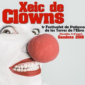 Xeic de Clowns - Gandesa 2018