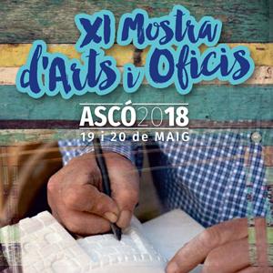 XI Mostra d'Arts i Oficis - Ascó 2018