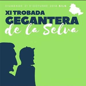 XI Trobada Gegantera La Selva