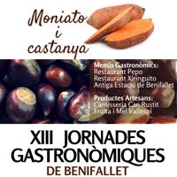 XIII Jornades Gastronòmiques de Benifallet 2017