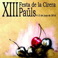 XIII Festa de la Cirera - Paüls 2016
