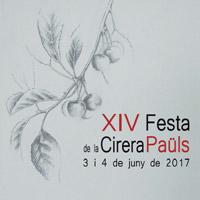 XIV Festa de la Cirera - Paüls 2017
