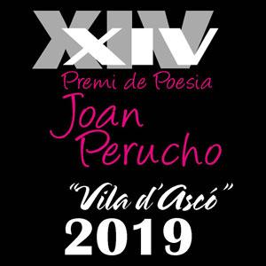 XIV Premi de poesia Joan Perucho 'Vila d'Ascó' - Ascó 2018