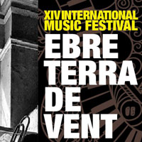 XIV International Music Festival Ebre Terra de Vent 2016