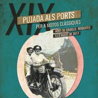 XIX Pujada als Ports - Roquetes 2017