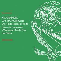XV Jornades gastronòmiques de la carxofa - Amposta 2018