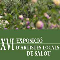XVI Exposició d'artistes locals de Salou - 2017