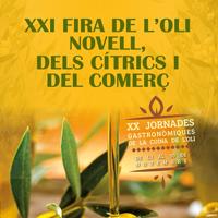 XXI Fira de l'Oli Novell, dels cítrics i del comerç - Santa Bàrbara 2017