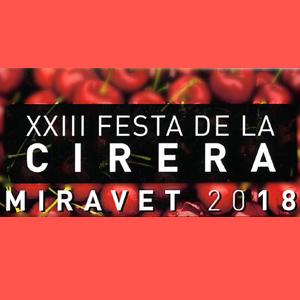 XXIII Festa de la Cirera - Miravet 2018