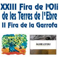 XXIII Fira de l'Oli de les Terres de l'Ebre i II Fira de la Garrofa - Jesús 2018