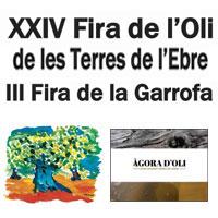 XXIV Fira de l'Oli de les Terres de l'Ebre i III Fira de la Garrofa - Jesús 2019