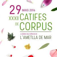 XXXII Catifes de Corpus - L'Ametlla de Mar 2016