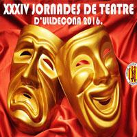 XXXIV Jornades de Teatre - Ulldecona 2016