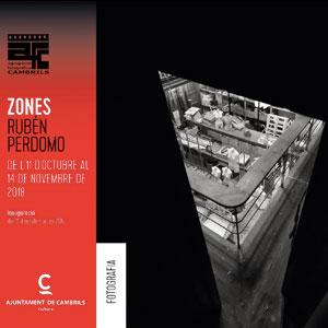 Exposició 'Zones' de Ruben Perdomo