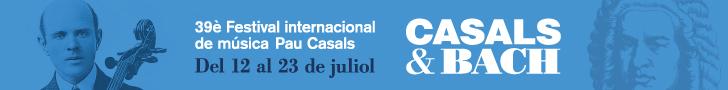 39è Festival Internacional de Música Pau Casals