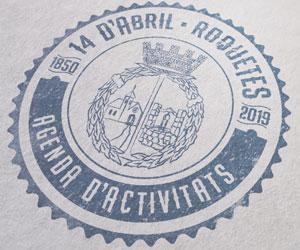 14 d'abril a Roquetes