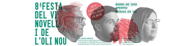 8a Festa Vi Novell i Oli Nou Sant Josep Wines