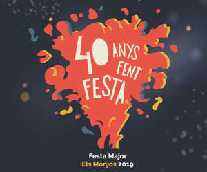 Festa Major Santa Margarida i els Monjos 2019