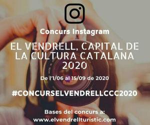 Concurs Instagram CCC2020 El Vendrell