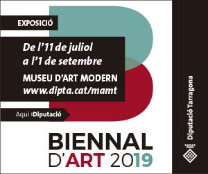 Diputació Tarragona Exposició Biennal Art