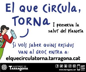 AJUNT TARRAGONA_RESIDUS · NOVEMBRE - DESEMBRE'19