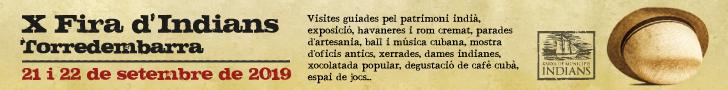 X Fira d'Indians de Torredembarra