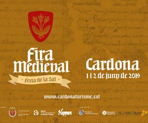Fira Medieval Cardona