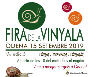 Fira de la Vinyala - Òdena 2019