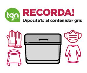 NETEJA COVID  del Ajuntament de Tarragona