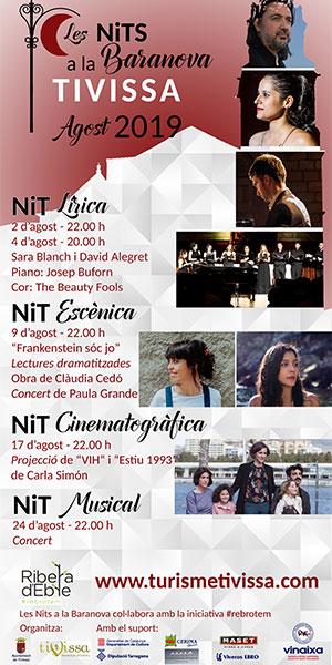 Nits a la Baranova Tivissa 2019