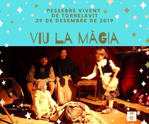 Pessebre Vivent Torrelavit 2019