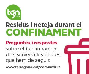 Ajunt. de Tarragona -- Residus Confinament