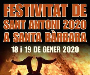Sant Antoni a Santa Bàrbara