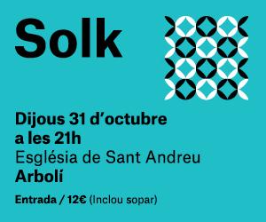 Solk - Festival Terrer