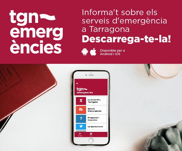App Emergències - Ajuntament de Tarragona