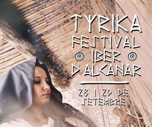 Tyrika, festival iber Alcanar 2019