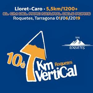 10è Km Vertical - Roquetes 2019