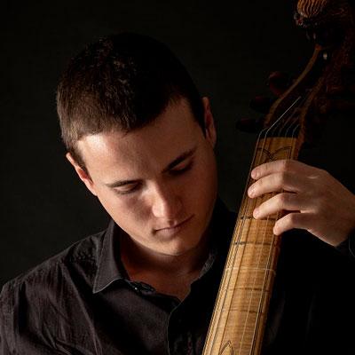 Miquel Bonal, viola da gamba, Músic