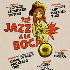 11è Jazz a la Boca - Espai Jove Boca Nord Barcelona 2020
